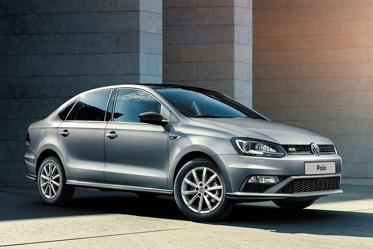 Прокат VOLKSWAGEN POLO 2019 AT