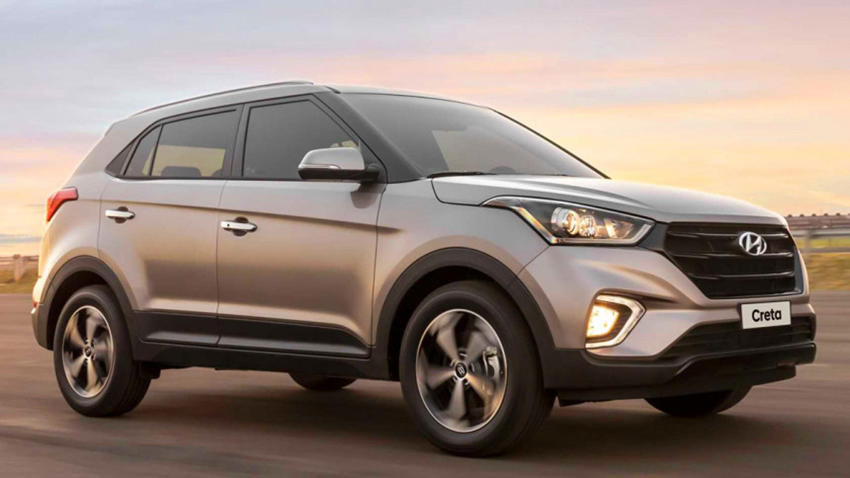 Прокат Hyundai Creta 2019 AT