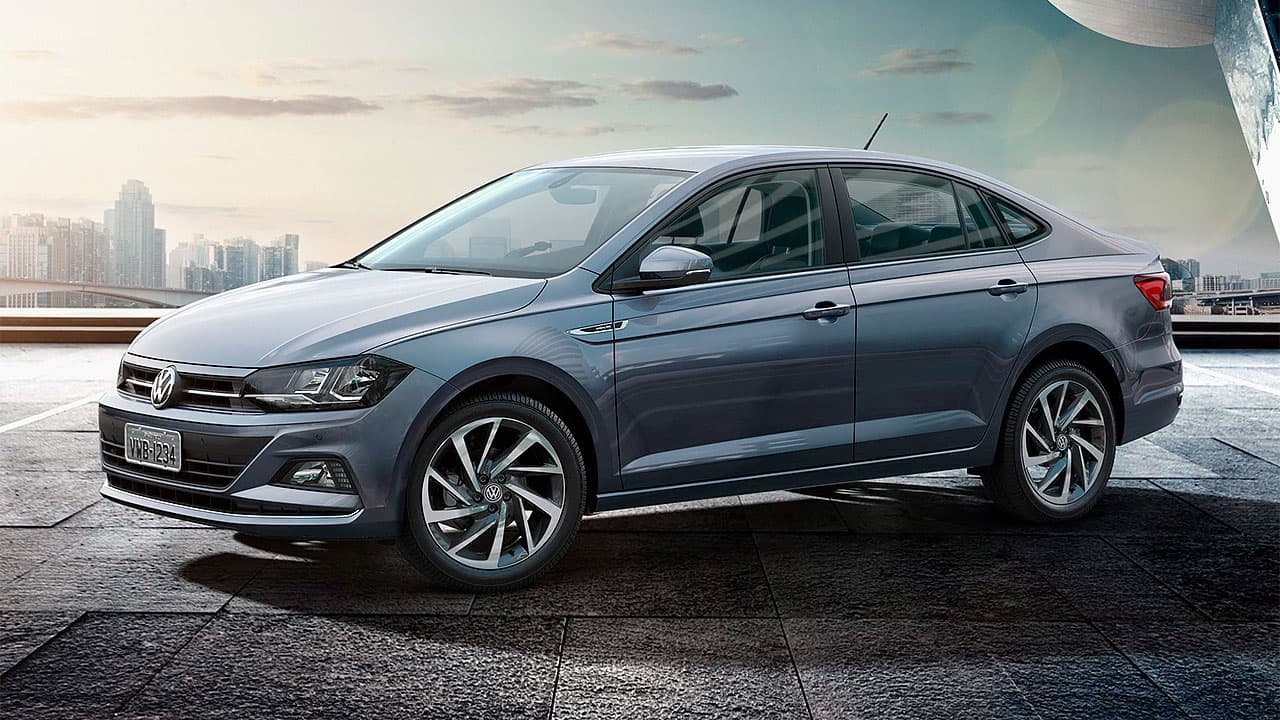 Прокат VOLKSWAGEN POLO 2019 MT